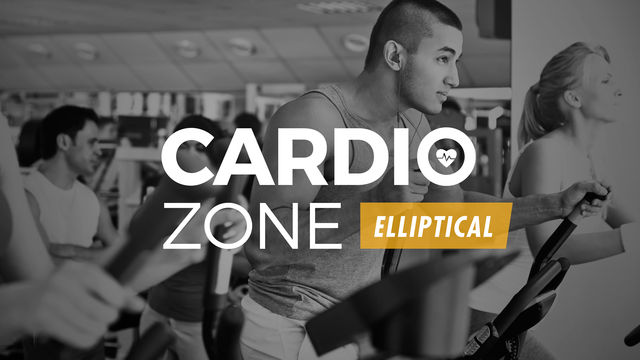 Cardio Zone: Elliptical
