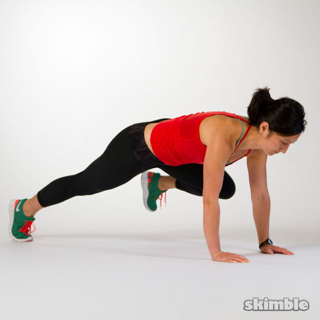 Fast Fitness Circuit - Free Workout - Workout Trainer by ...