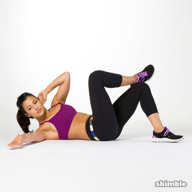 15 Min Core Booster Abs