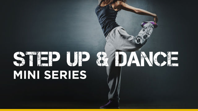 Step Up & Dance