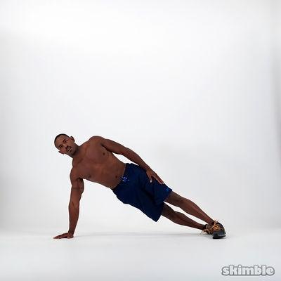 Arms strengthen