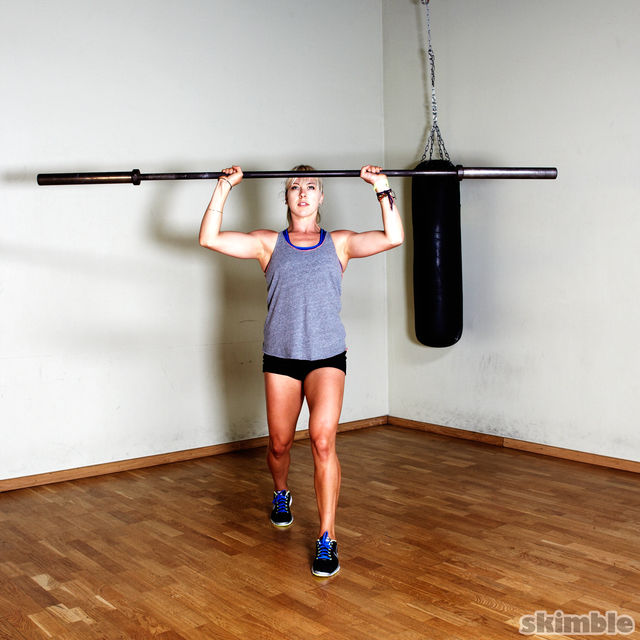 How to do: Clean and Jerk - Step 5
