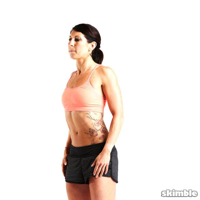 How to do: Backward Shoulder Rolls - Step 5