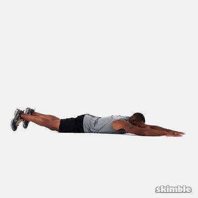 Stretching ( Joe C )