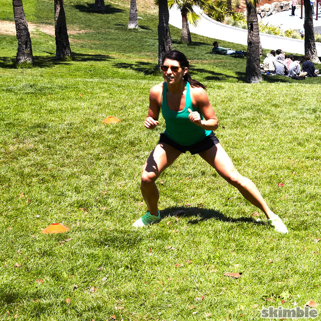 5 Min Outdoor Workout