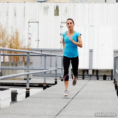 Run 800 Meters