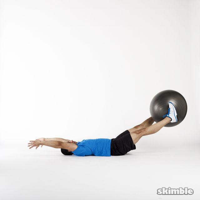 Stability Ball Shaper