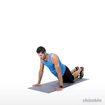 Plank Pyramid