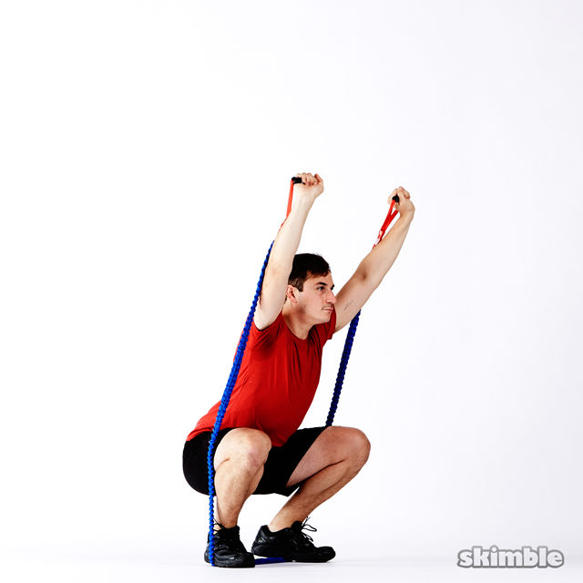 Bands For Perfect Glutes B