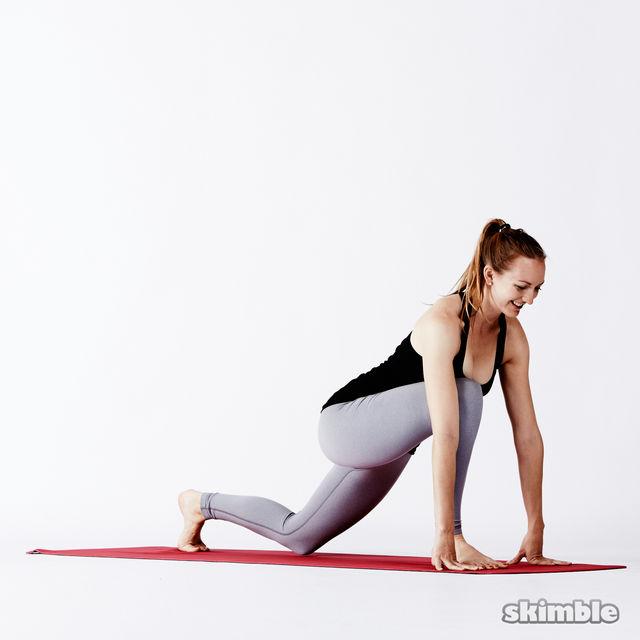 Simple Leg Stretches