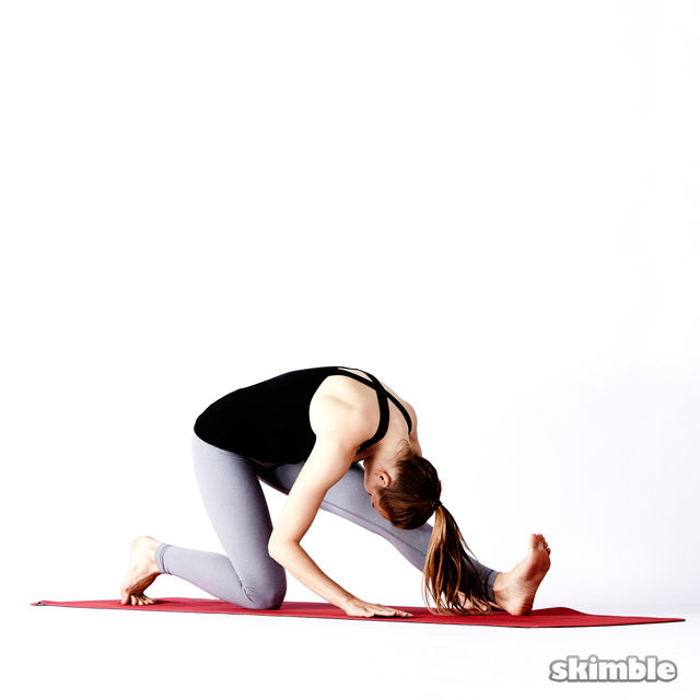 Stretch Your Hamstrings