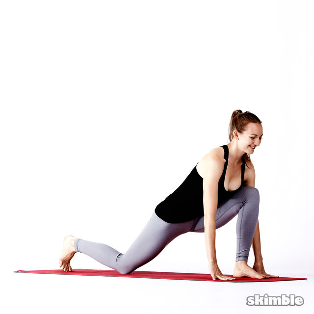 Deep Relaxing Stretches 2