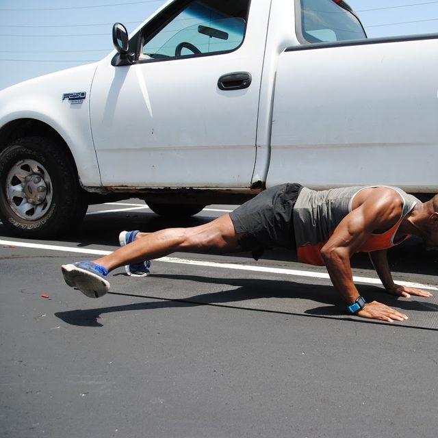 Tong Workout #1