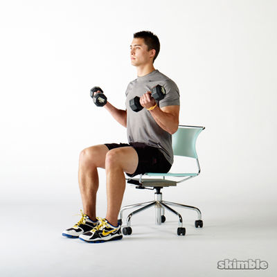 Full Body Dumbbells