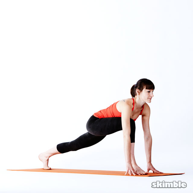 Post-Work Hips & Legs Stretches