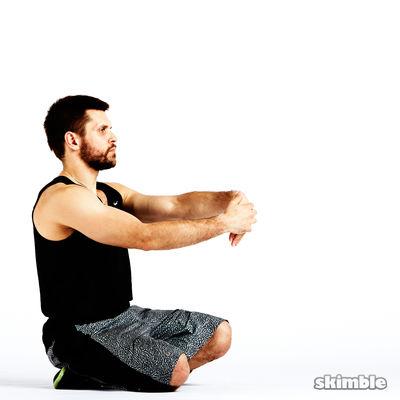 Wrist Flexor Stretches