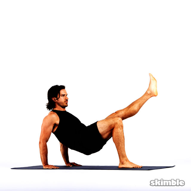 9 Min Bodyweight Challenge