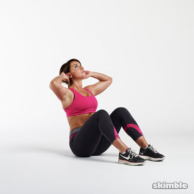 Sit-Ups Weighted