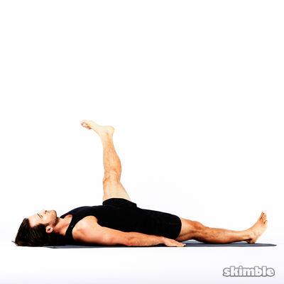 Left Leg Circles