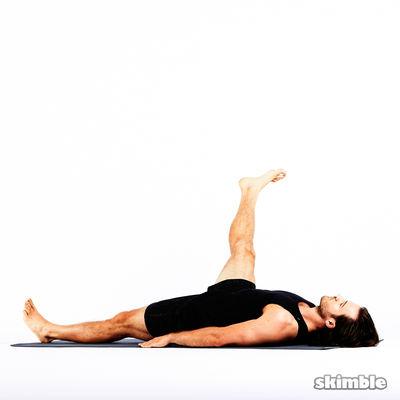 Right Leg Circles