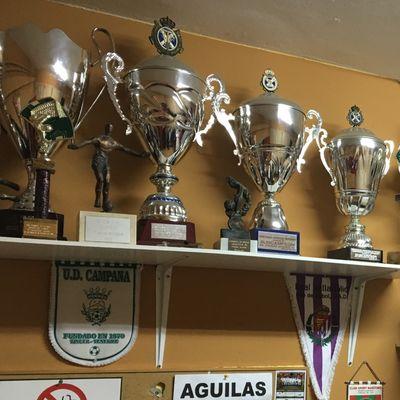 CD Aguilas San Aquilino Training