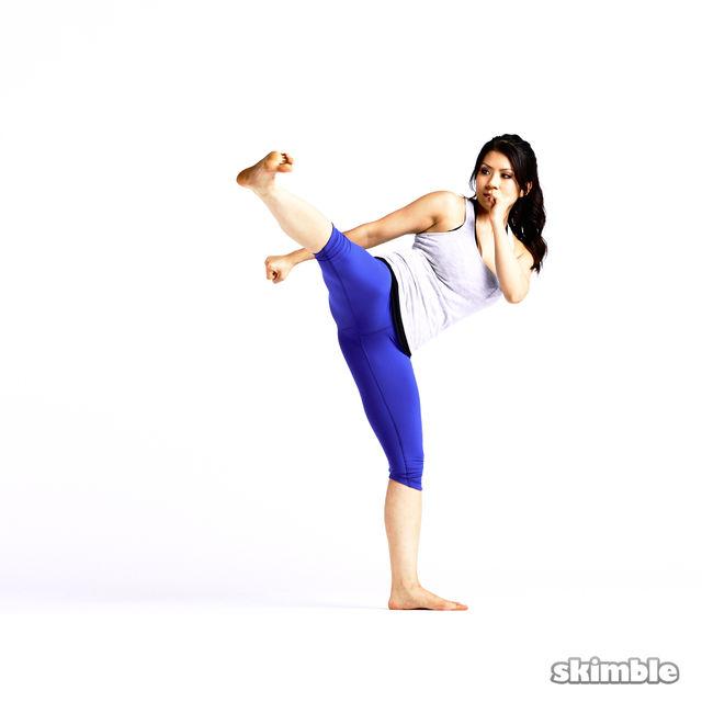 Fifteen Minute Fitness Workout 3