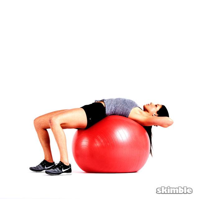 Fitness blender ball workout