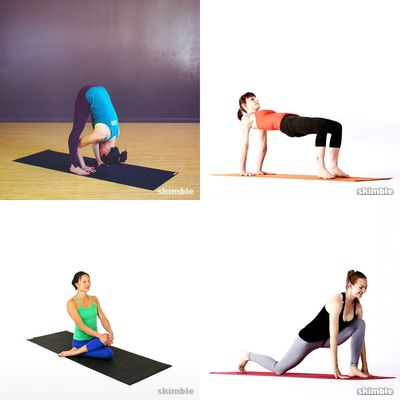 Deep Relaxing Stretches