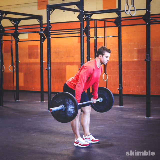 How to do: Clean and Jerk - Step 7