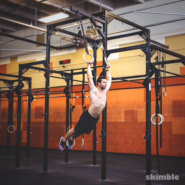 How to do: Muscle Ups - Step 1