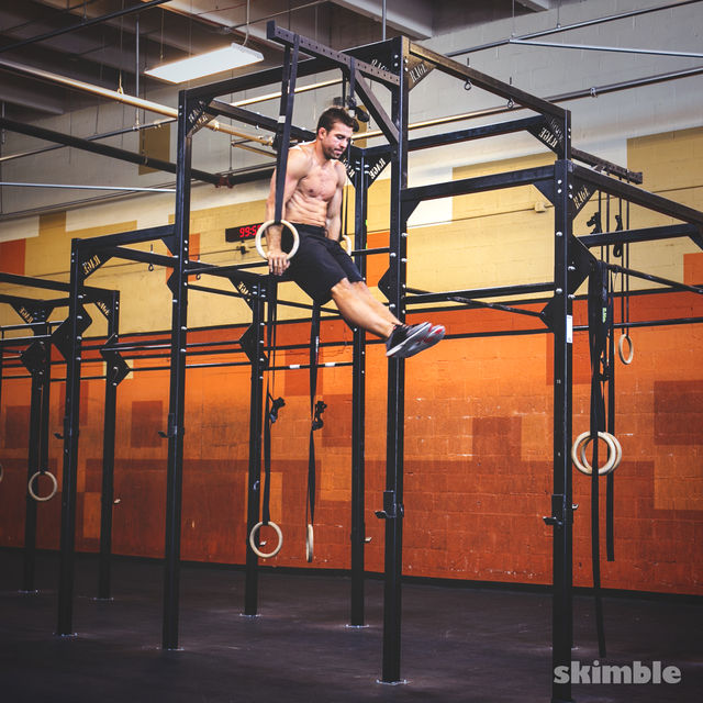 How to do: Muscle Ups - Step 3