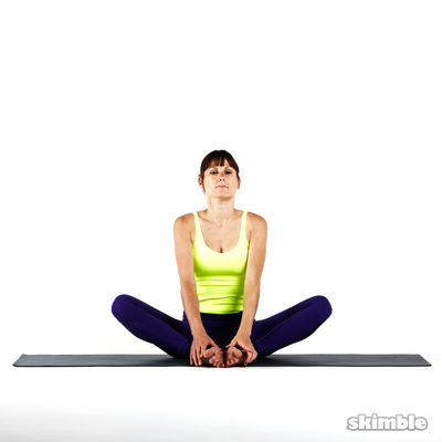 Seated Side Stretches