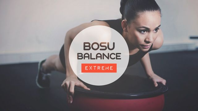 Bosu Balance Extreme