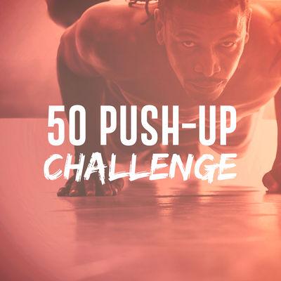 50 Push-Up Challenge