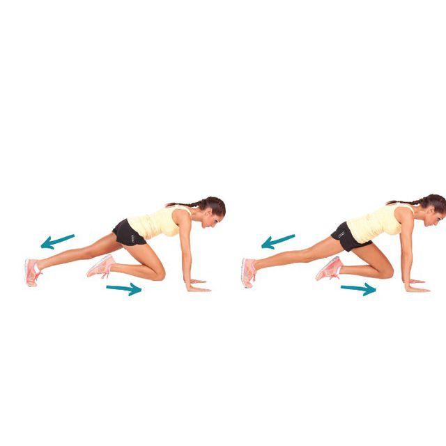 10 No-Equipment Bodyweight Workouts That Burn Fat | Yuri