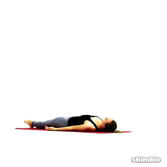 Nighttime Yoga