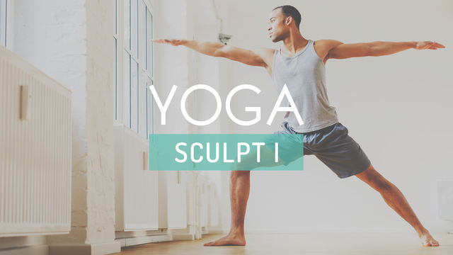 Yoga Sculpt I