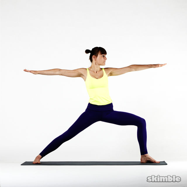 How to do: Left Bird of Paradise Sequence - Step 3