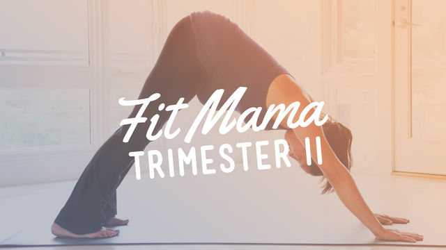 Fit Mama: Trimester II