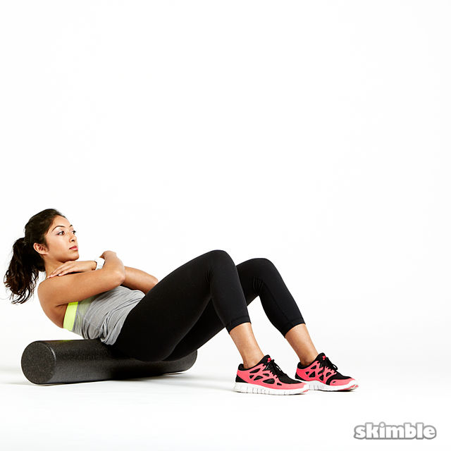 How to do: Back Rolls - Step 1