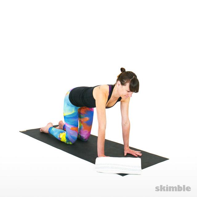 How to do: Calf Smasher - Step 1