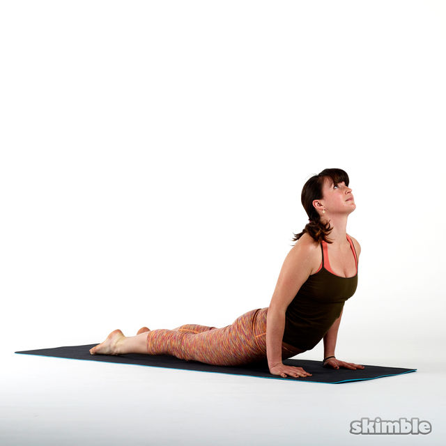 Yoga Back Stretches (Daily Yoga Back)