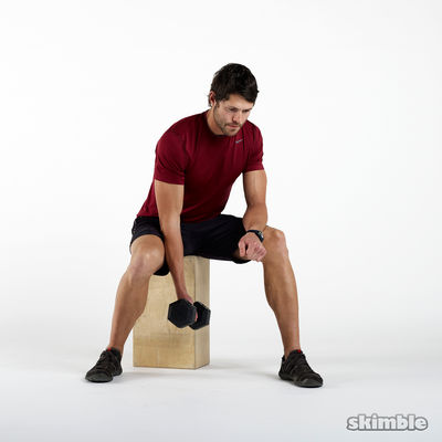 Biceps, Triceps And Back Workout (MAX WGHT)