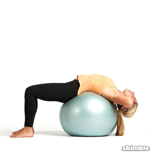 How to do: Ball Arch - Step 1