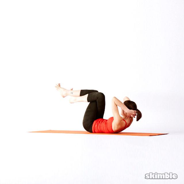 Correct Posture: Lower Back & Core