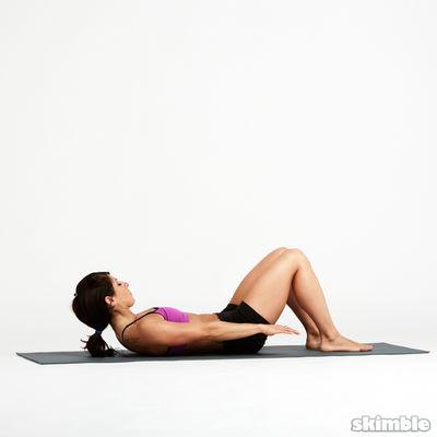 Shoulders, neck and spine