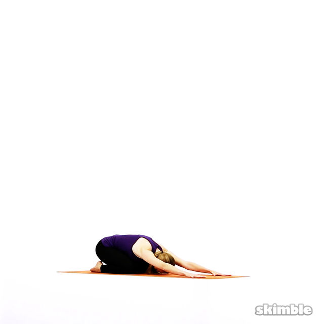 How to do: Modified Vinyasa - Step 11