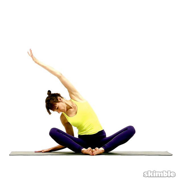Yoga for Correct Posture 6
