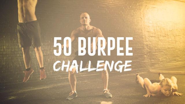 50 Burpee Challenge