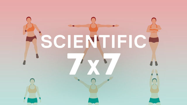 Scientific 7x7